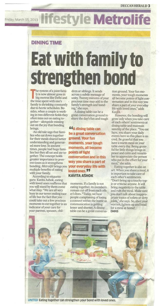 DECCAN HERALD ...my article