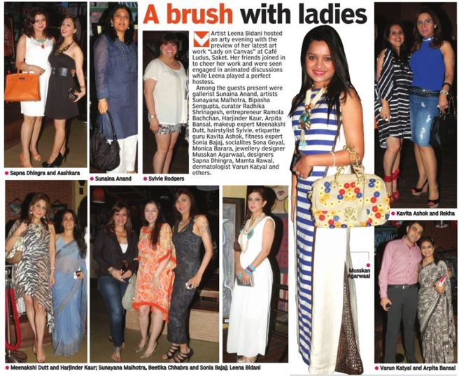 Asian age leena bidani