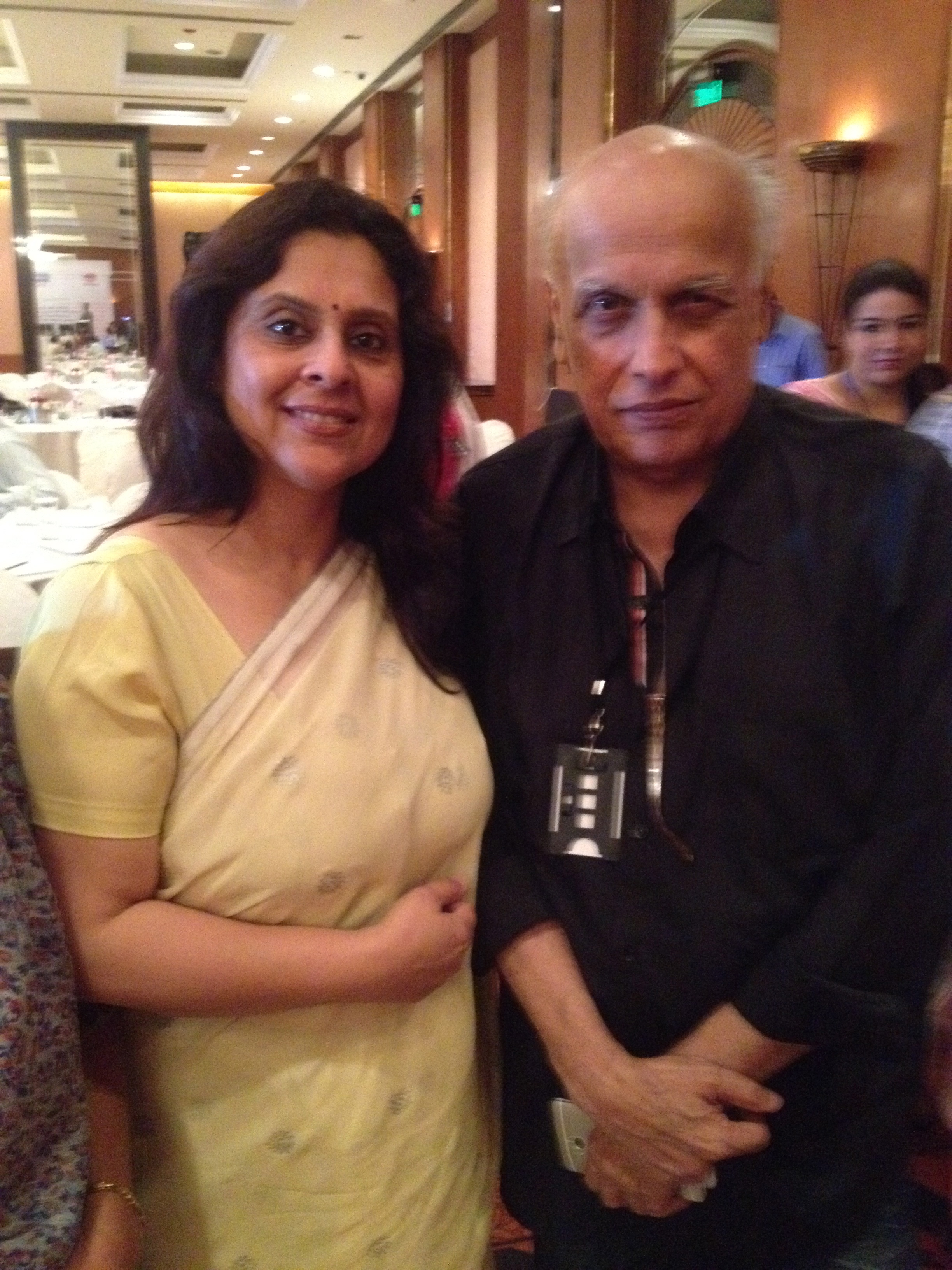 Rahul Bhatt And Pooja Bhatt mahesh bhatt | Kavita ...